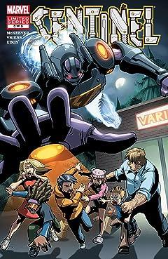 Sentinel (2005-2006) #5 (of 5)