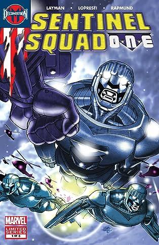 Sentinel Squad One (2006) #1 (of 5)