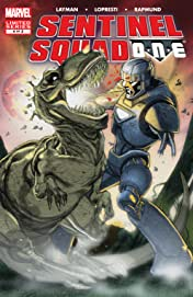 Sentinel Squad One (2006) #4 (of 5)