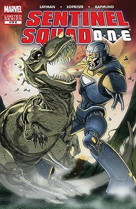 Sentinel Squad One (2006) #4 (of 5)