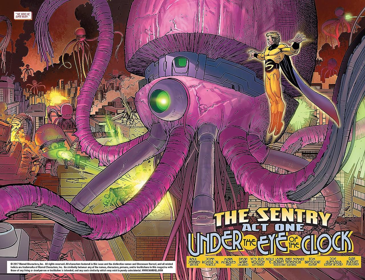 Sentry (2005-2006) #1 (of 8)
