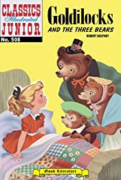 Classics Illustrated Junior #508: Goldilocks and the Three Bears
