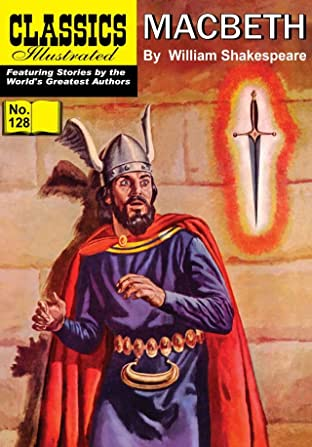Classics Illustrated #128: Macbeth