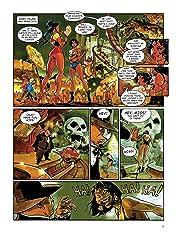 Gypsy Vol. 6: Aztec Laughter