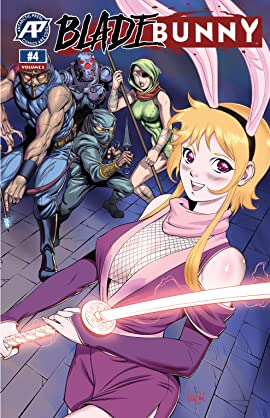 Blade Bunny Vol. 2 #4 (of 3)