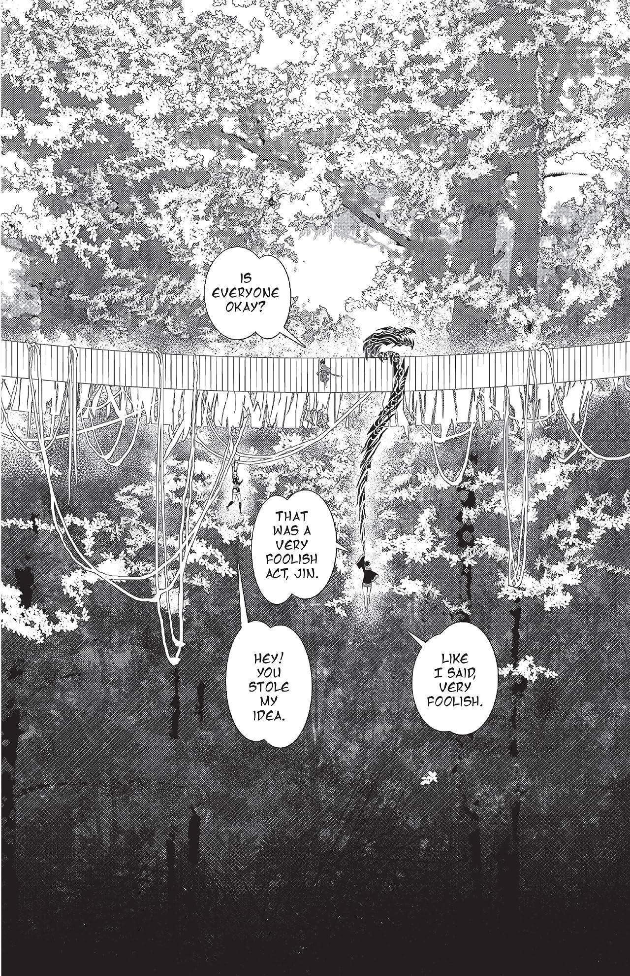 Blade Bunny Vol. 2 #4 (of 3)