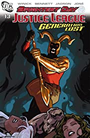 Justice League: Generation Lost #13