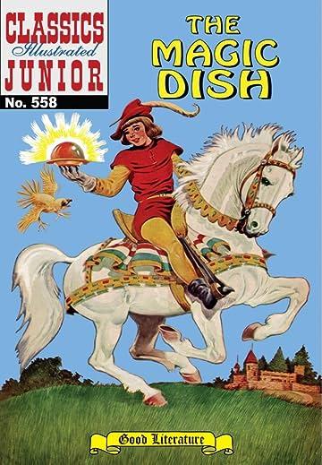 Classics Illustrated Junior #588: The Magic Dish