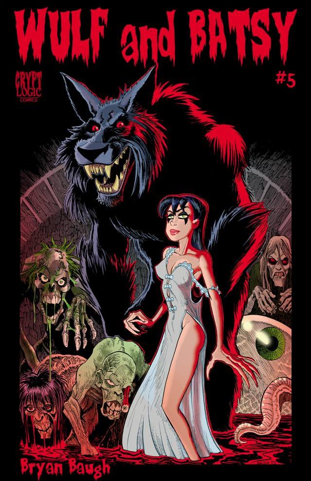 Wulf and Batsy #5