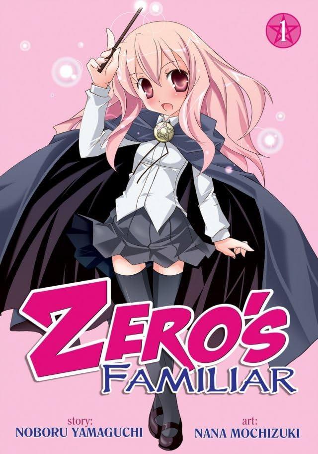 Zero's Familiar Vol. 1