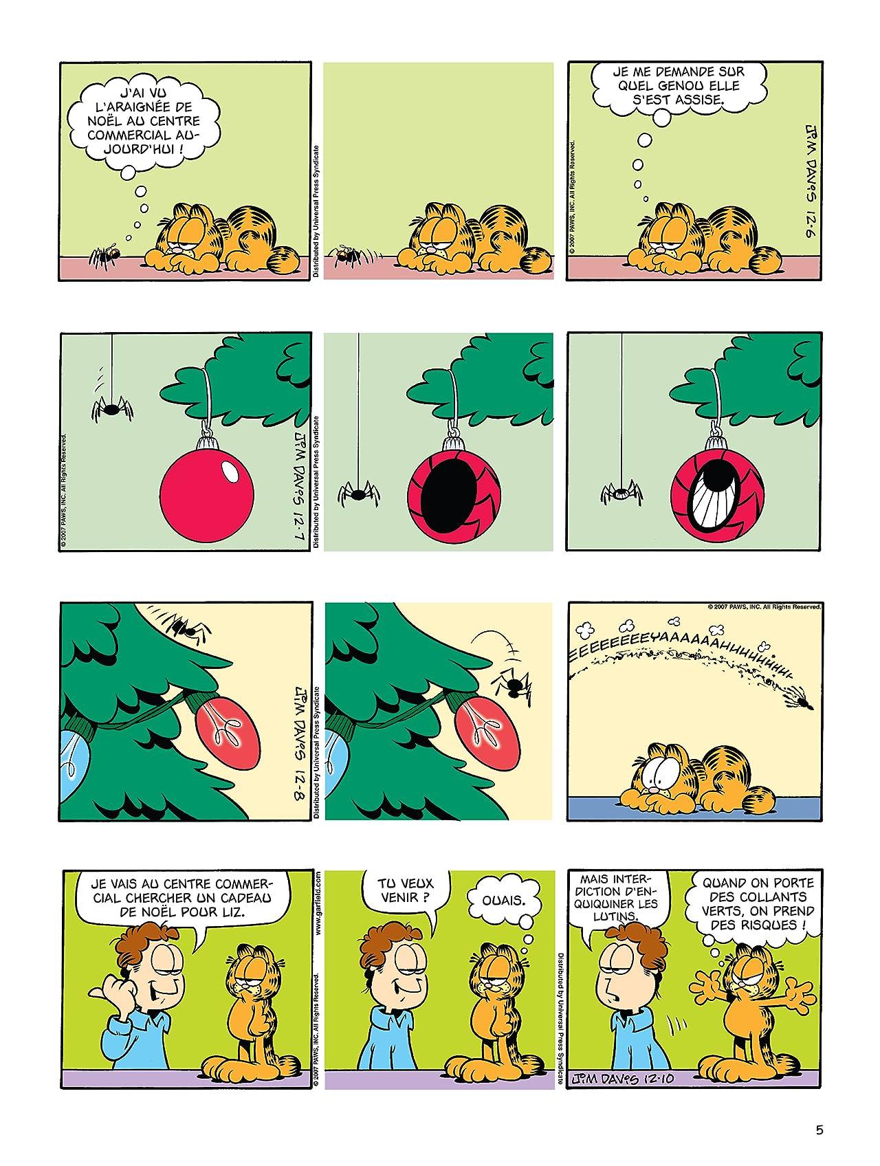 Garfield Vol. 55: Croquette à la grimace