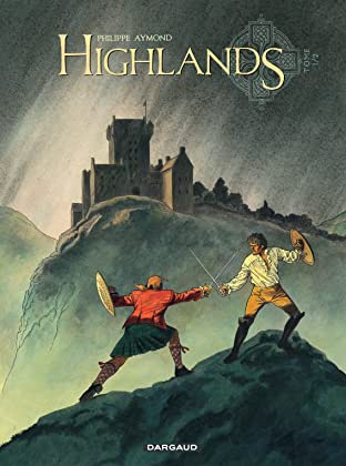Highlands Vol. 1: Le portrait d'Amelia