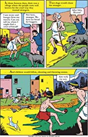 Classics Illustrated Junior #548: The Magic Pitcher
