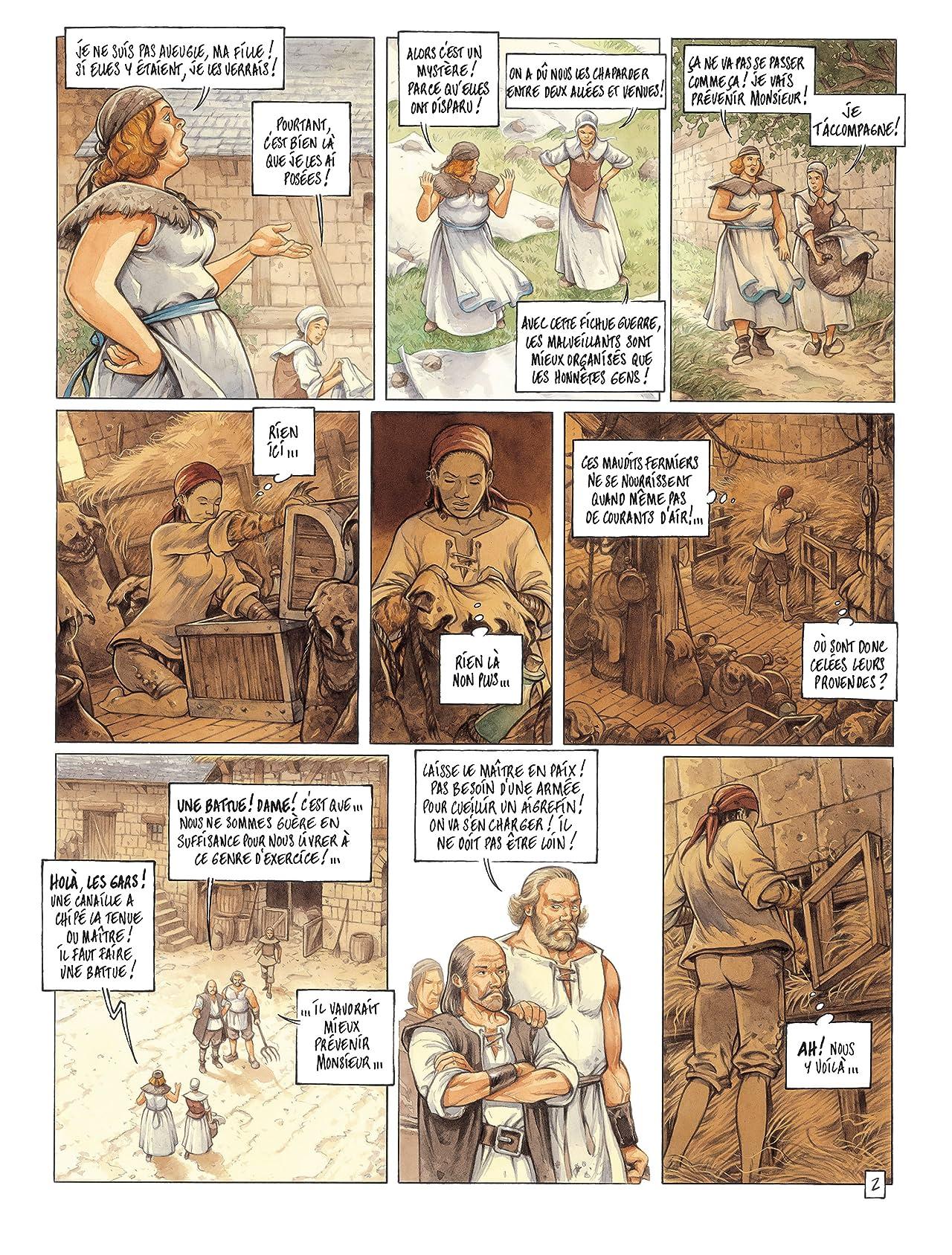 La Conjuration d'Opale Vol. 2: La Loge