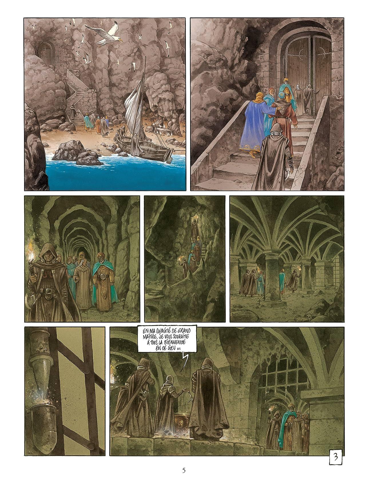 La Conjuration d'Opale Vol. 4: Les ordonnances