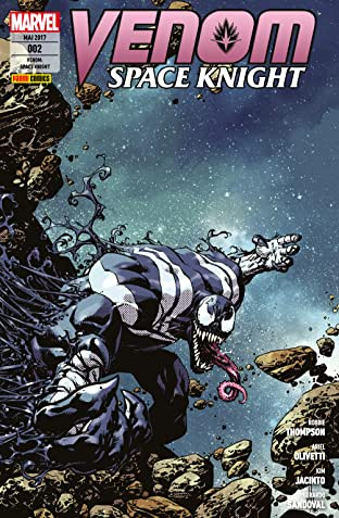 Venom: Space Knight Vol. 2