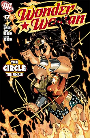 Wonder Woman (2006-2011) No.17