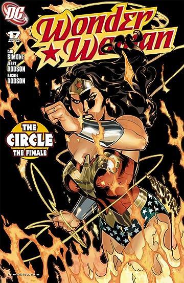 Wonder Woman (2006-2011) #17