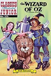 Classics Illustrated Junior #535: The Wizard of Oz