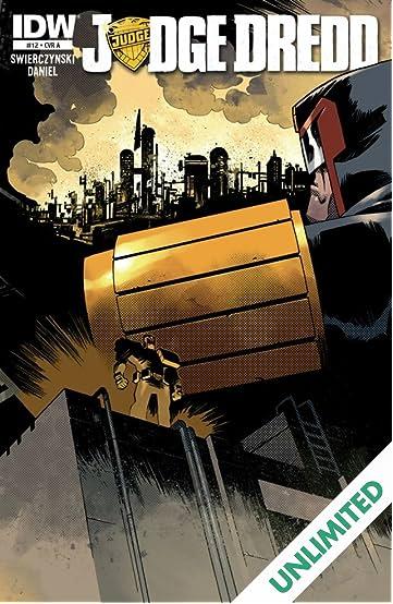 Judge Dredd #12