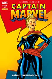 Captain Marvel (2012) Vol. 1