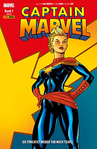 Captain Marvel (2012) Vol. 1