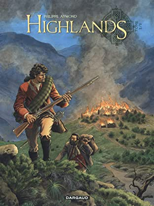 Highlands Tome 2: Le survivant des eaux noires