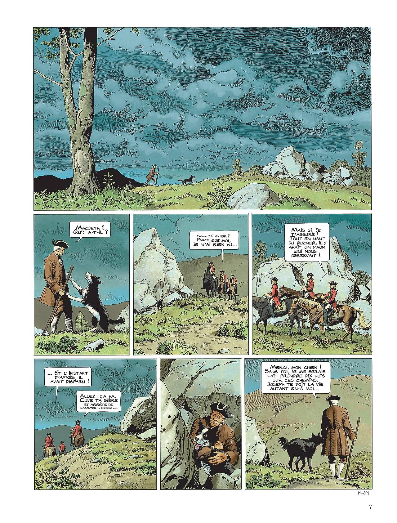 Highlands Vol. 2: Le survivant des eaux noires