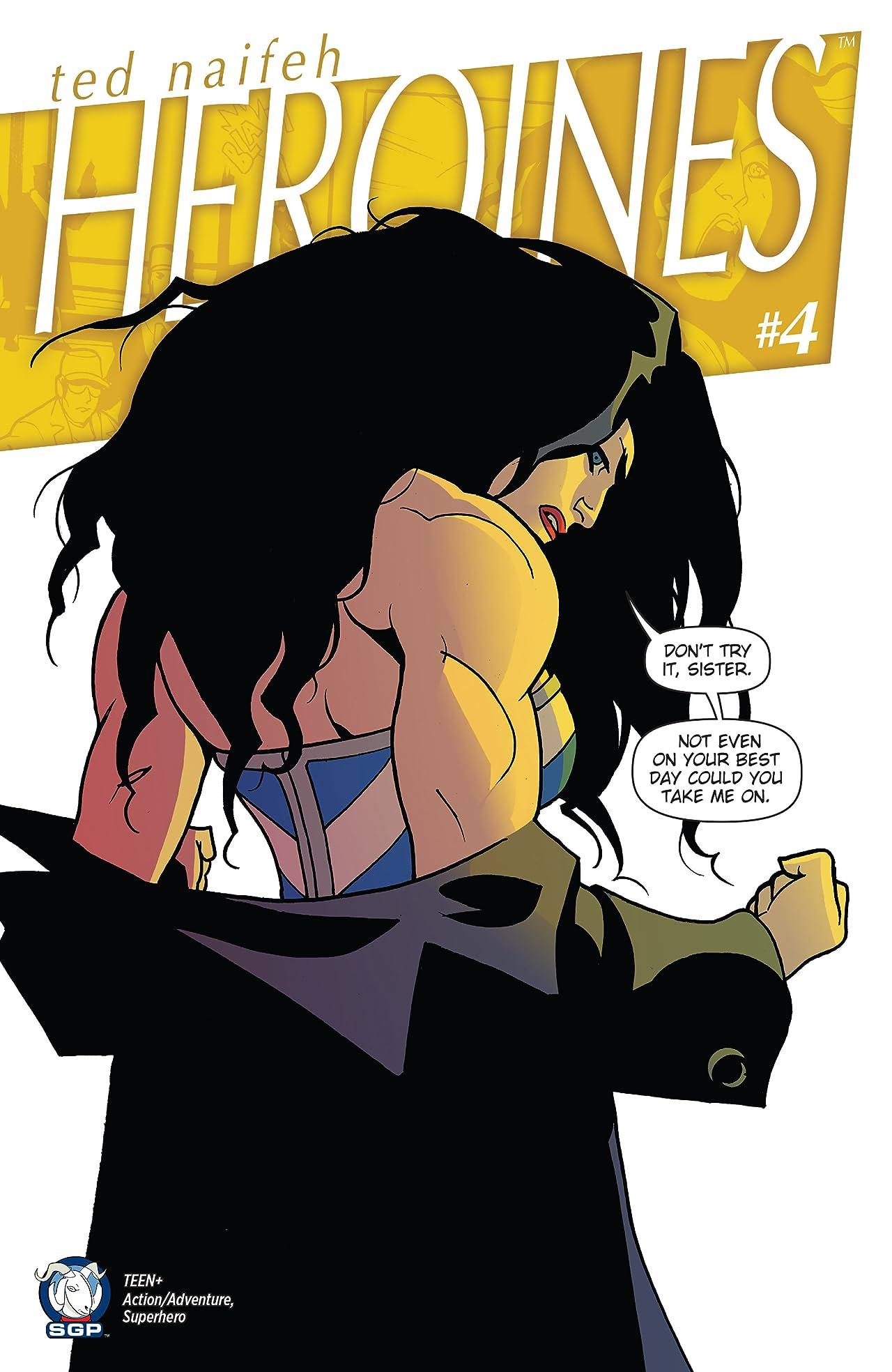 Heroines #4