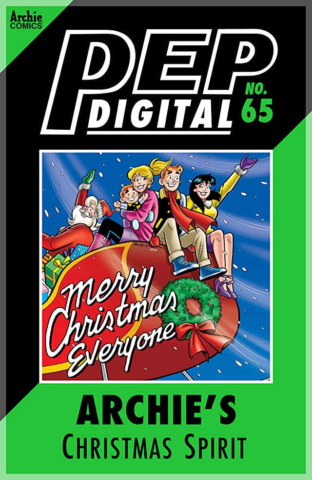 PEP Digital #65: Archie's Christmas Spirit