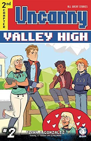 Uncanny Valley High #2