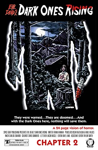 Evil Dead 2: Dark Ones Rising #2