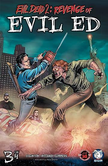 Evil Dead 2: Revenge of Evil Ed #3