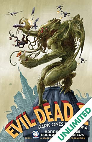 Evil Dead 2: Dark Ones Rising #4