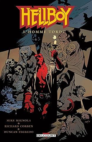 Hellboy Tome 11: L'homme tordu