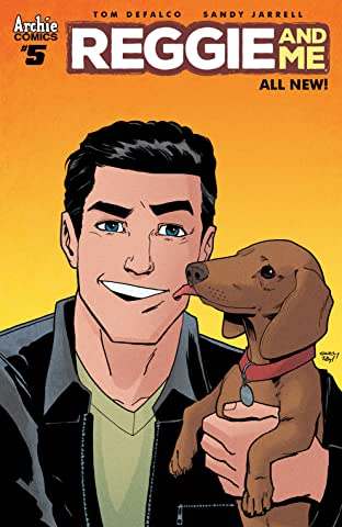 Reggie and Me (2016-) #5