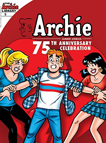 Archie 75th Anniversary Digest #9