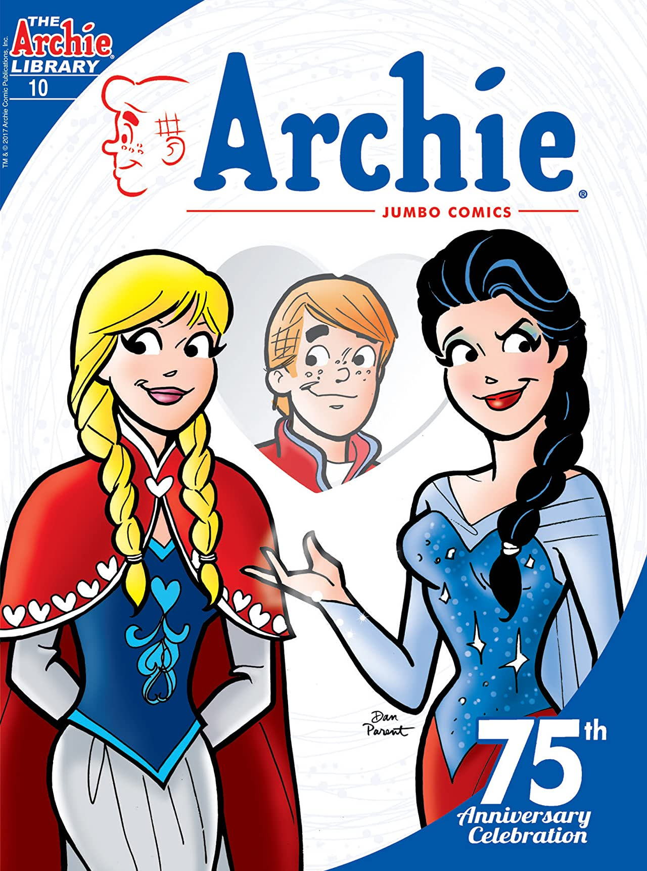 Archie 75th Anniversary Digest #10