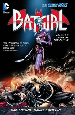 Batgirl (2011-) Vol. 3: Death of the Family
