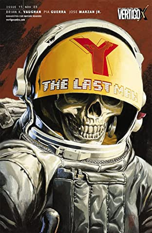 Y: The Last Man No.15