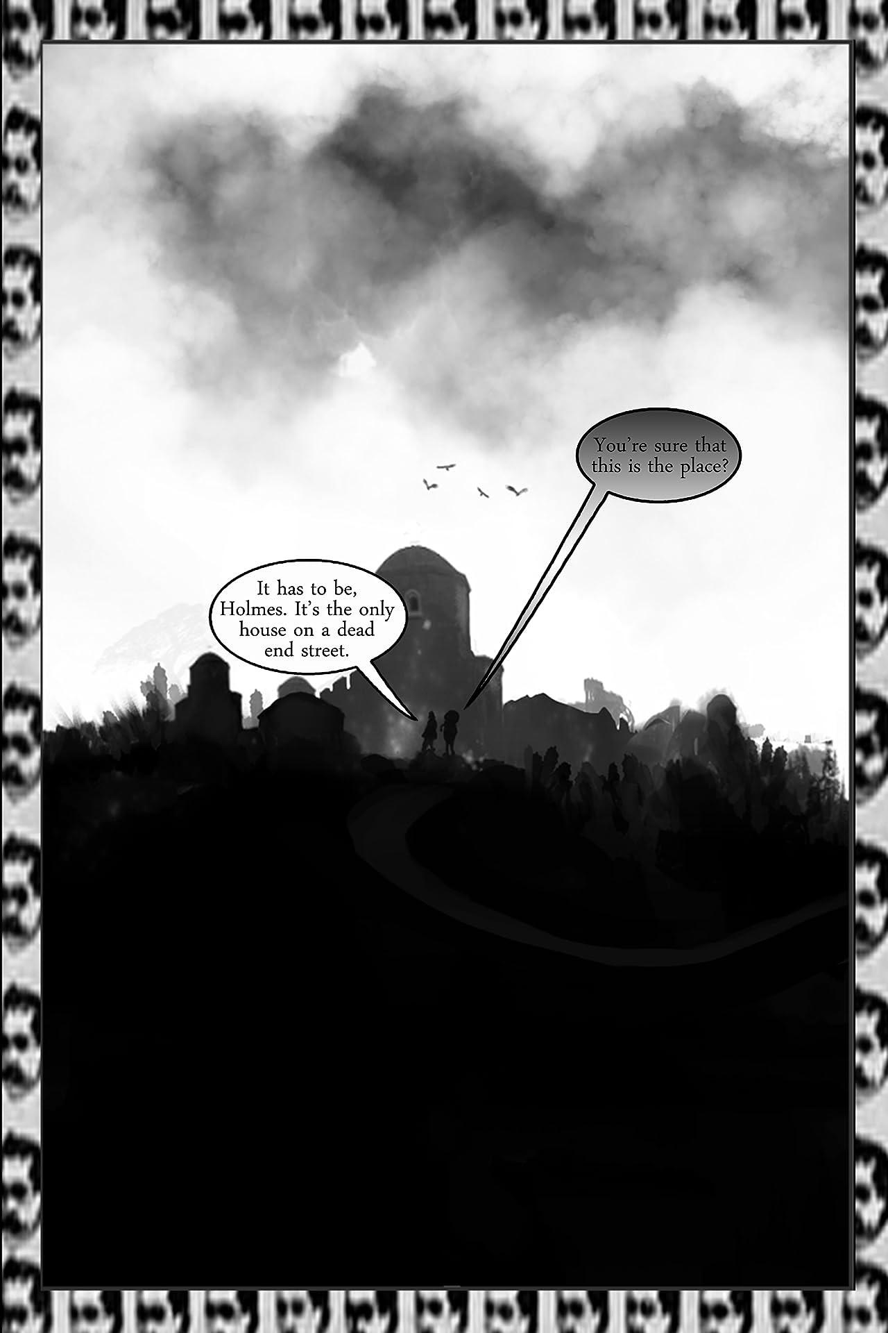 The Canny Cthulhu Holmes #3