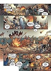 La Geste des Chevaliers Dragons Vol. 17: La Guerre des Sardes 1ère part.