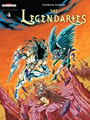 The Legendaries Vol. 4: The Awakening of the Krea-Kaos