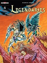 The Legendaries Vol. 4: The Awakening of the Krea-Kaos