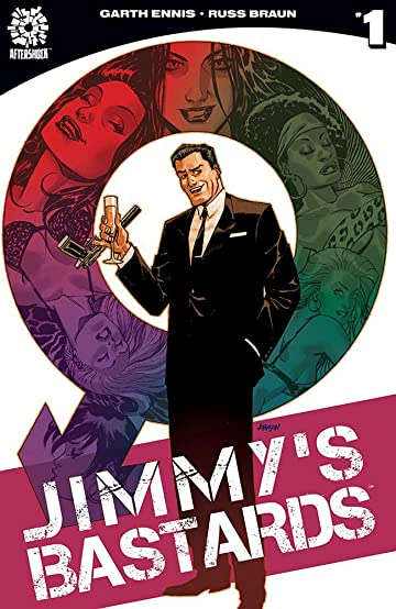 Jimmy's Bastards #1
