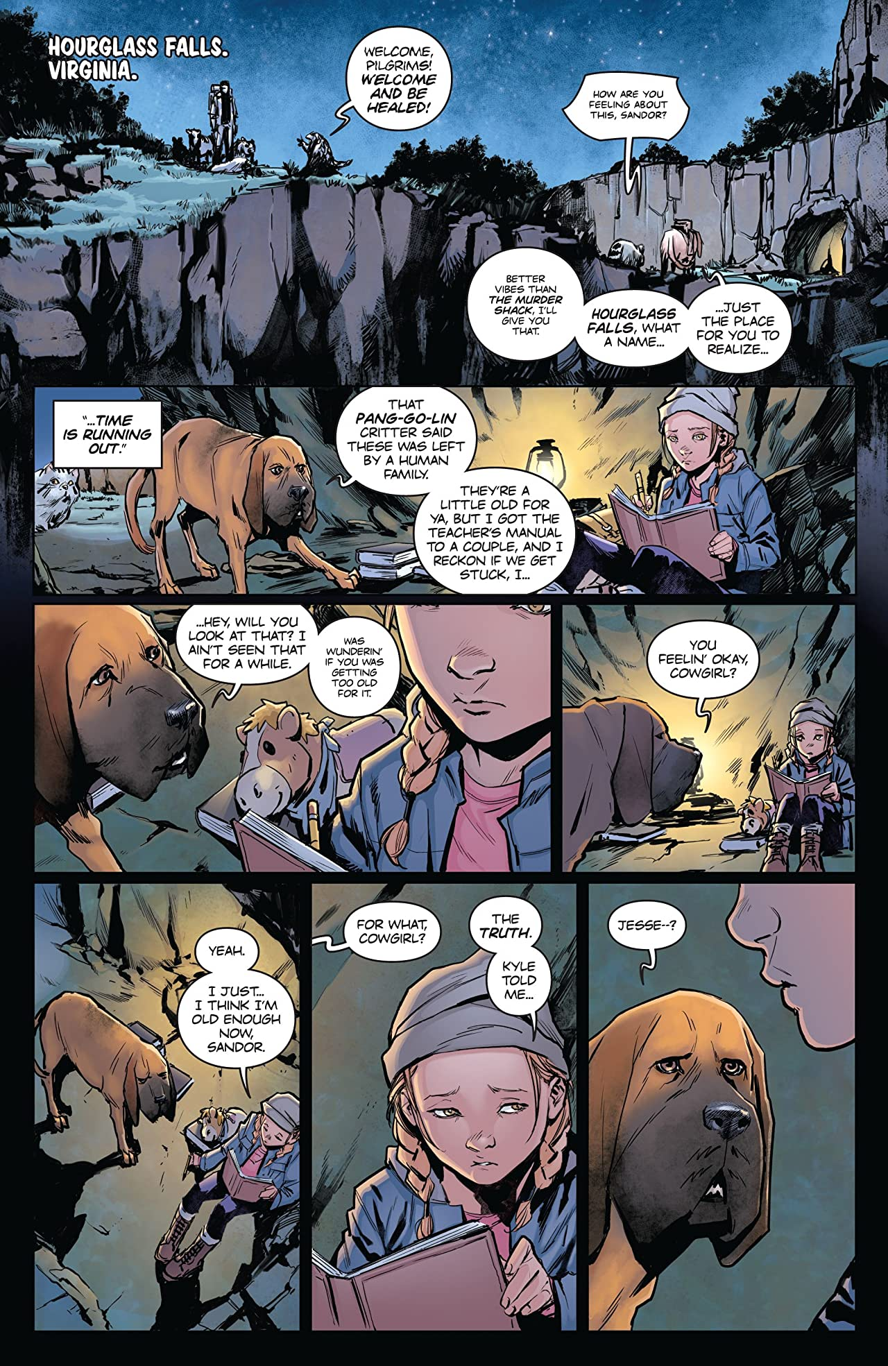Animosity #8