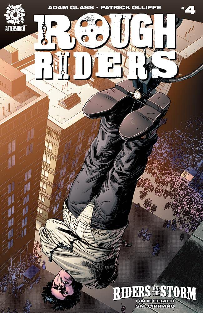 Rough Riders: Riders on the Storm #4