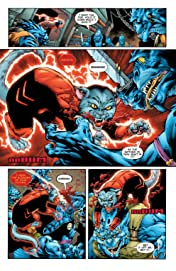Red Lanterns (2011-2015) Vol. 1: Blood and Rage