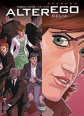 Alter Ego - Cycle 2 Vol. 9: Delia