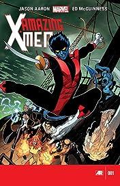 Amazing X-Men (2013-2015) #1
